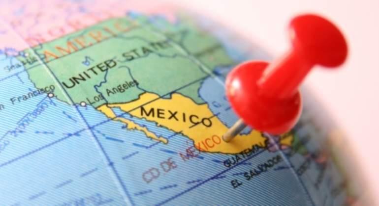 Ubicación Ciudad de México