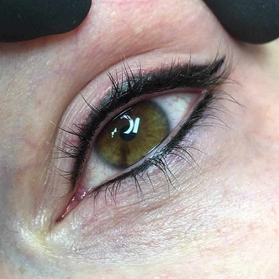 Smokey eyeliner £299 Top - £350 Top & Bottom