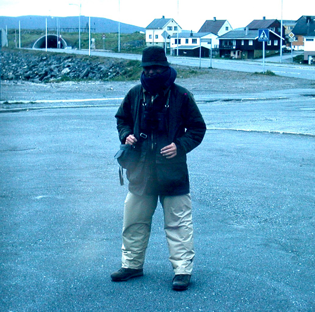 bubo trip to arctic norway aged 19