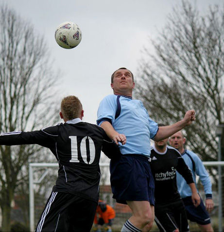 last season of 11-a-side aged 40