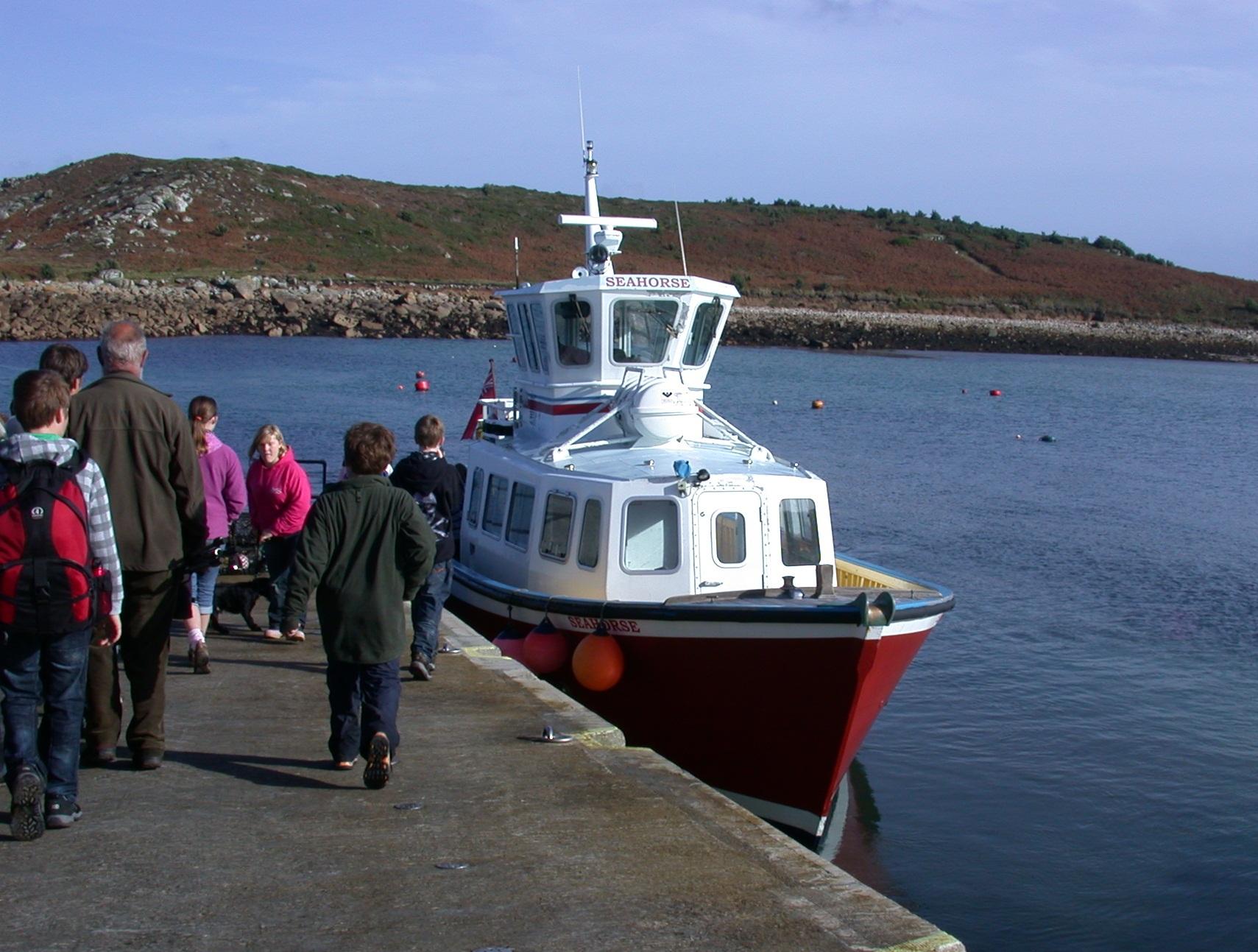 The Quay - St. Agnes