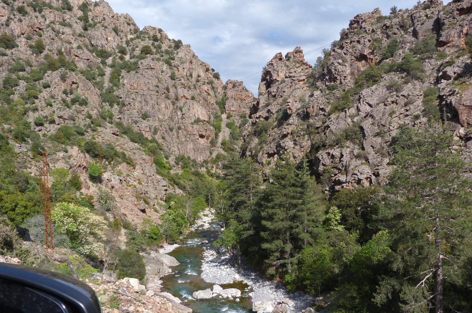 Asco Gorge