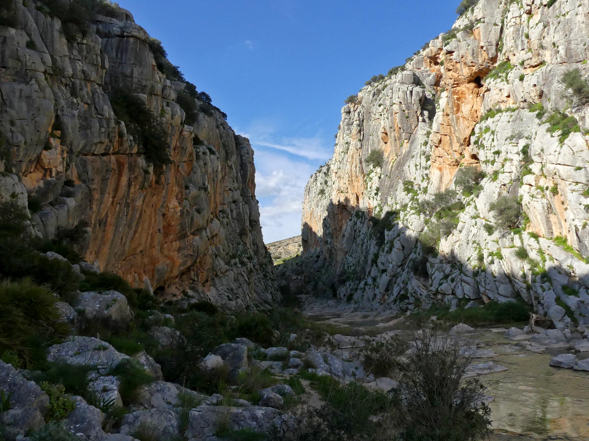 Teba Gorge