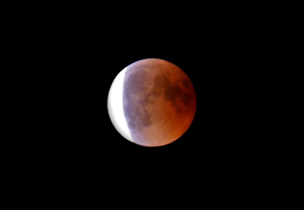 Lunar eclipse - 27 Jul 18