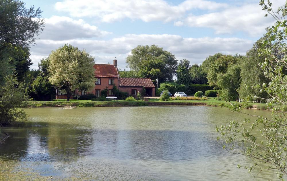 Holiday cottage near Little Fransham, Norfolk