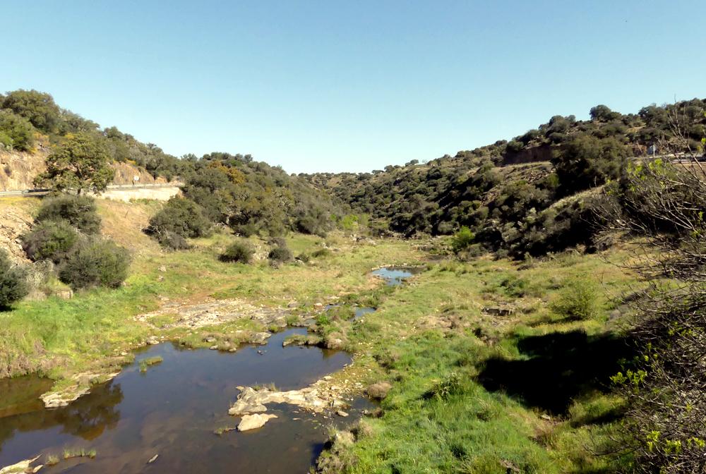 W of Santa Marta de Magasca, 12 Apr 19