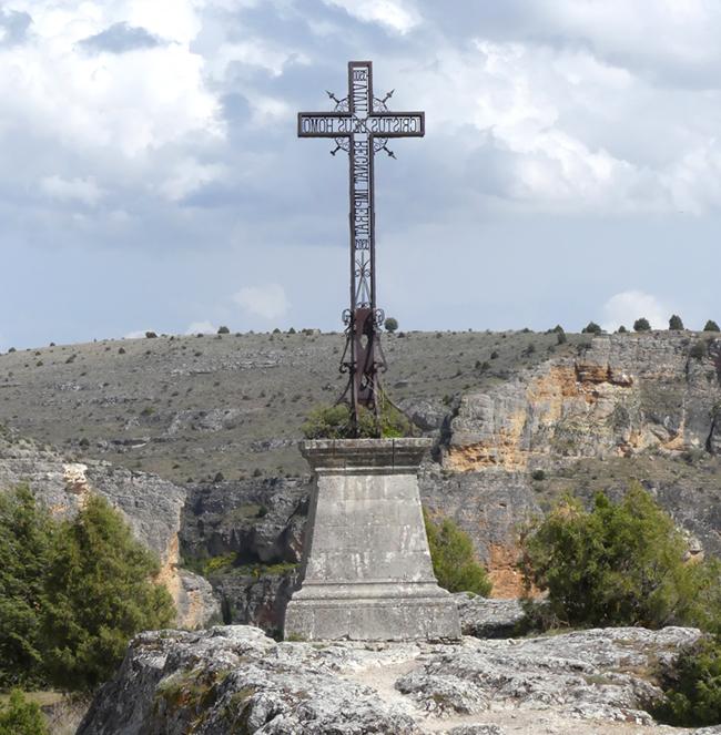 Hermitage de San Fructus, Sepulveda, 15 Apr 19