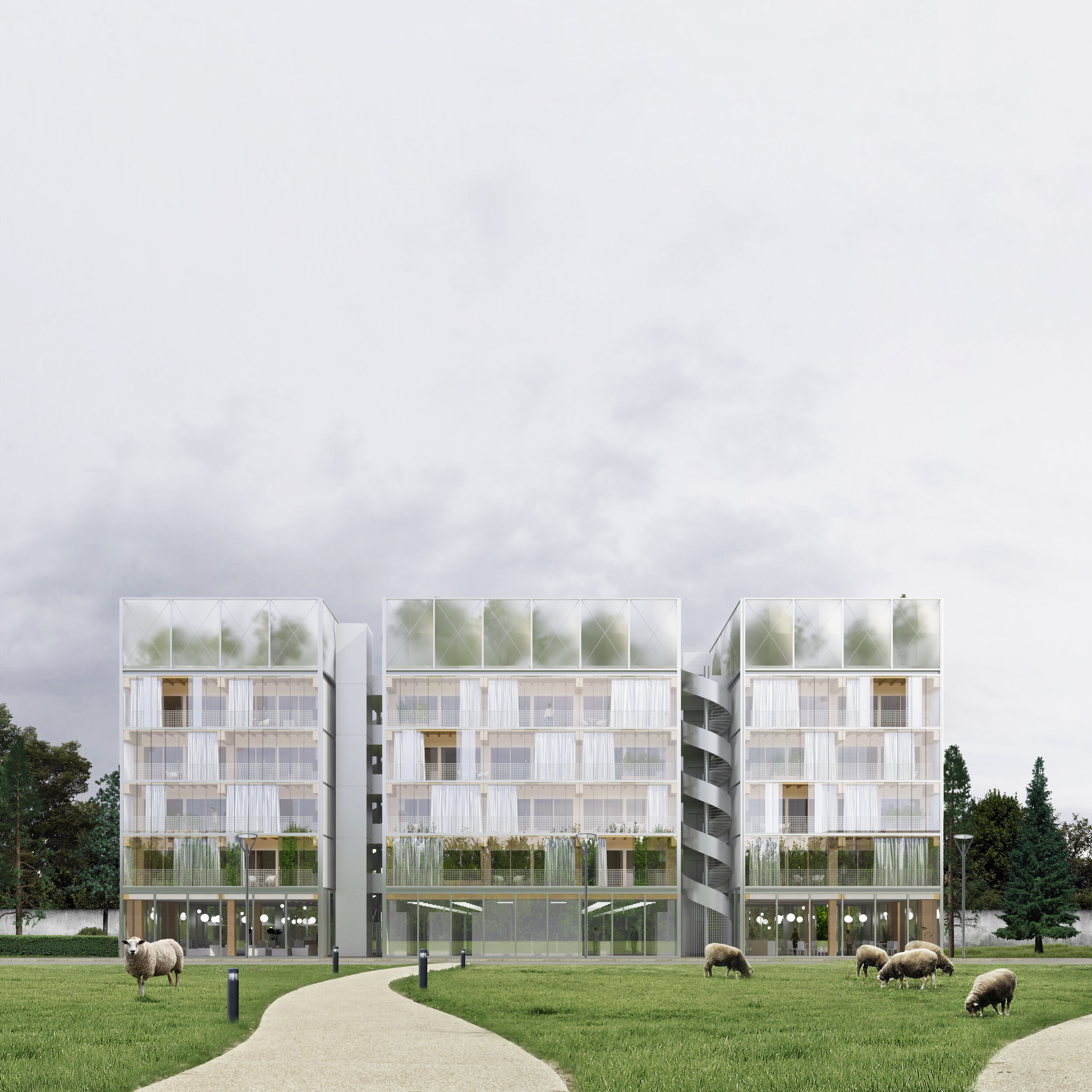 Ensa Paris Val De Seine on cities