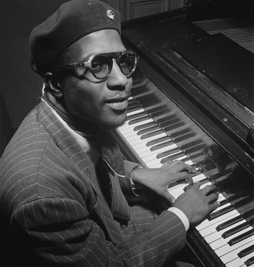 Mr Thelonious Monk at Minton's Playhouse, circa 1947