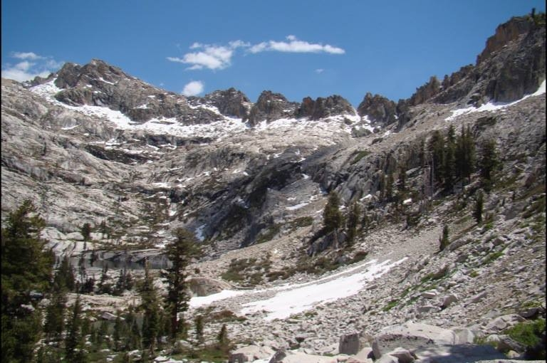 Alta Peak, Sequoia National Park