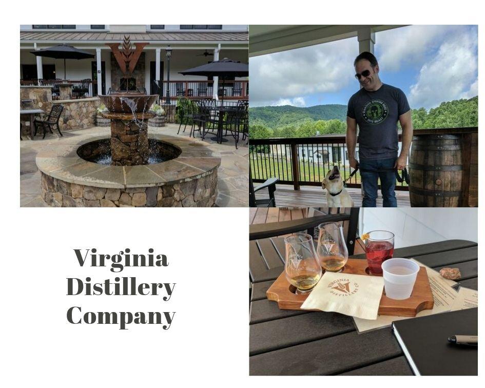 The Last Visit to Virginia Distillery Company