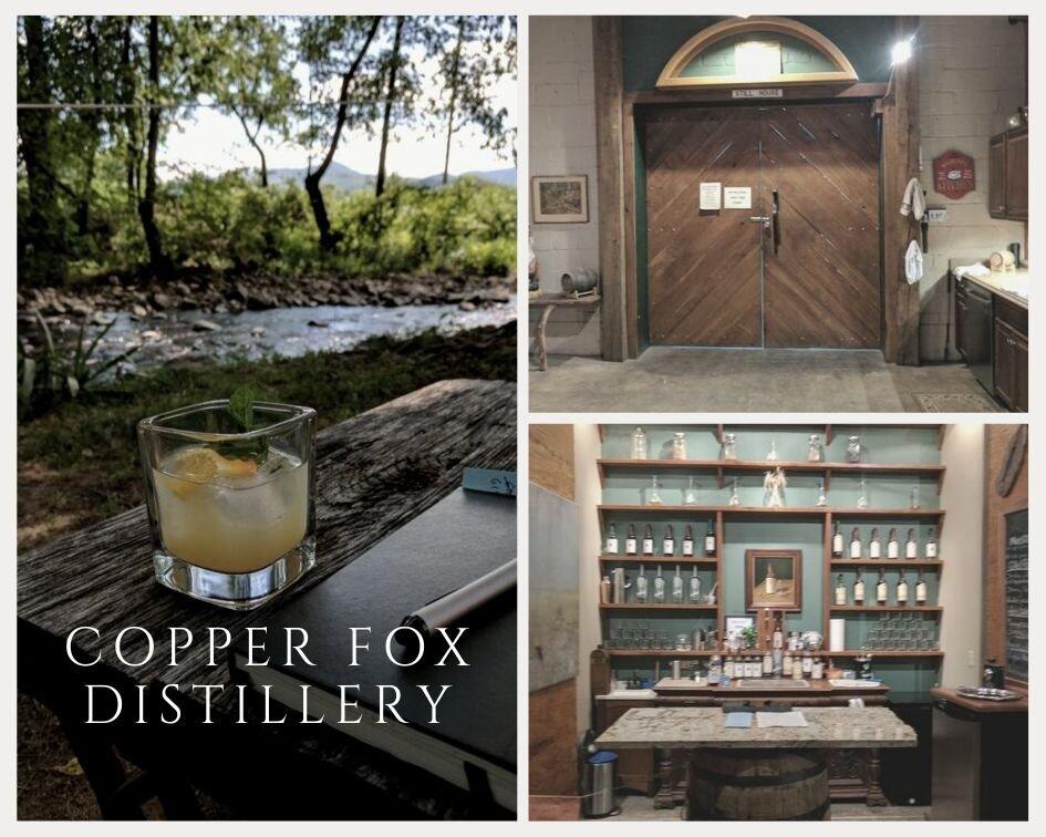 Copper Fox Tasting Room