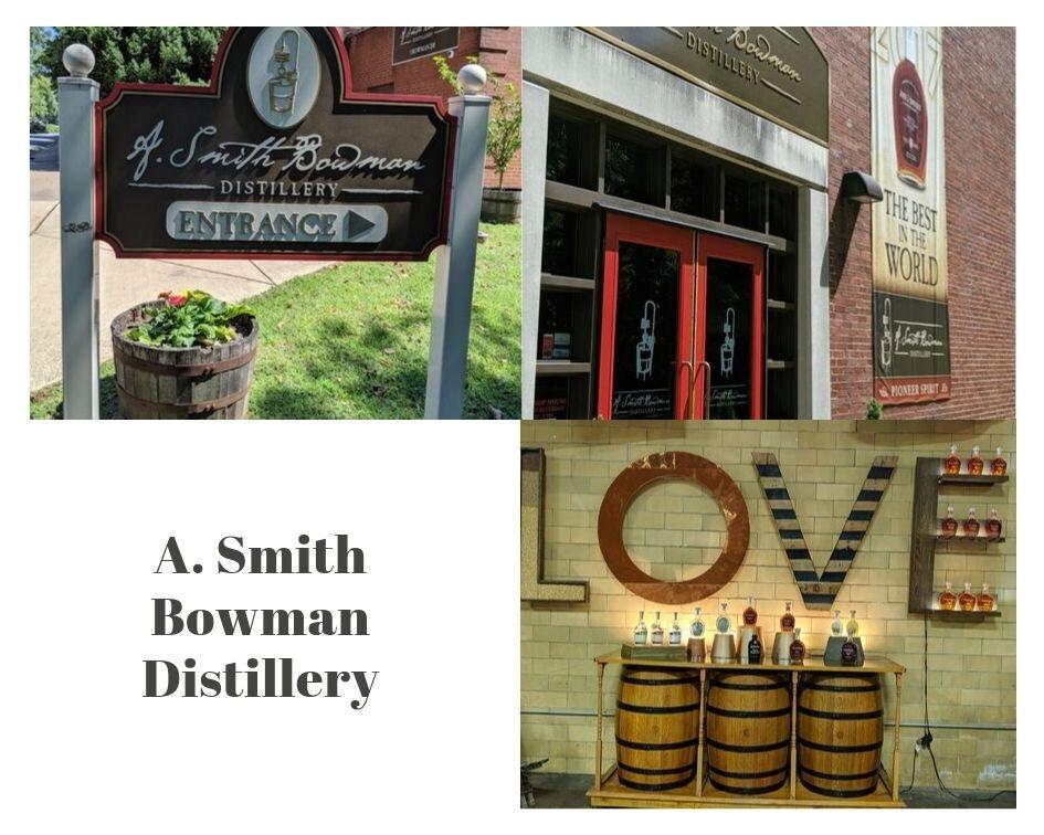 A Smith Bowman Distillery Visit
