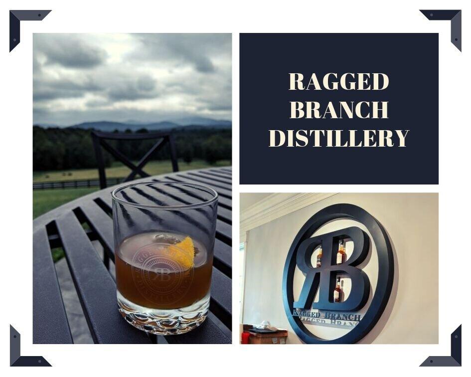 Ragged Branch Distillery in Charlottesville VA