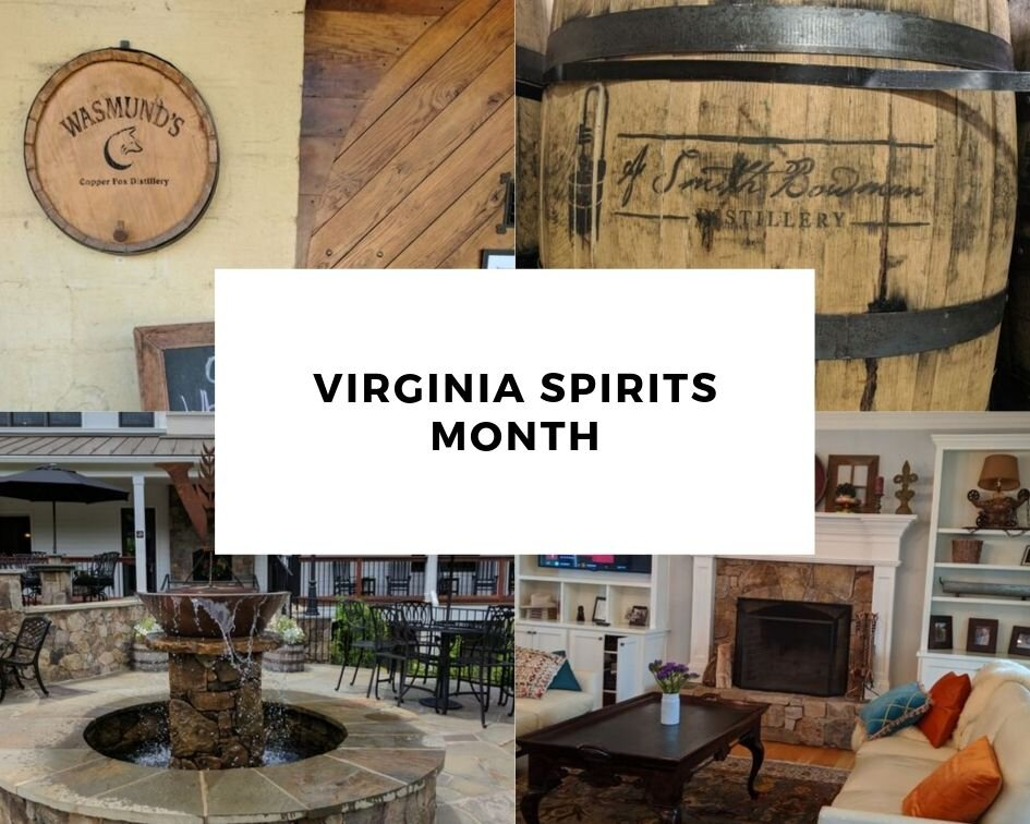 It's Virginia Spirits Month