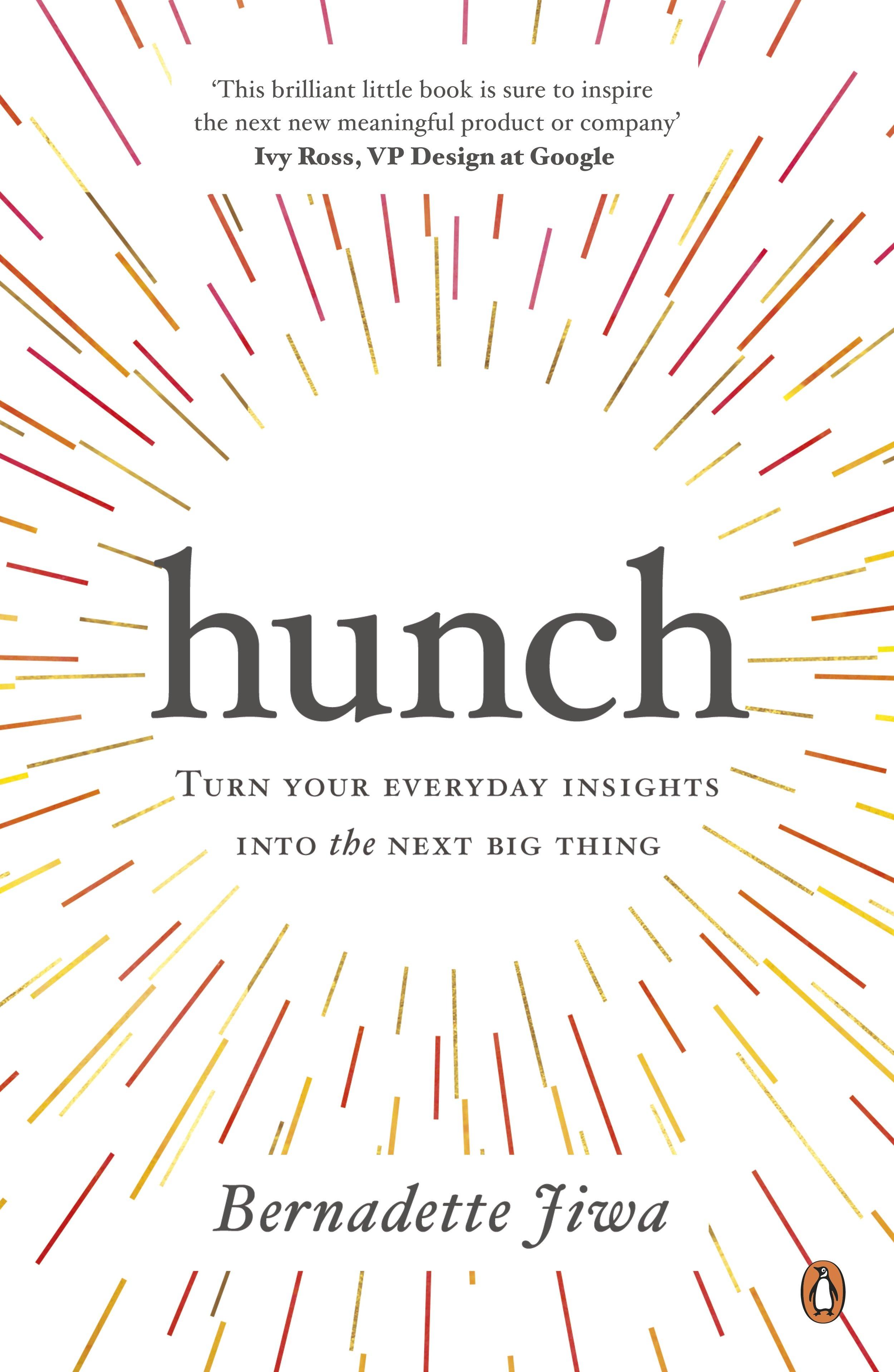 Hunch by Bernadette Jiwa