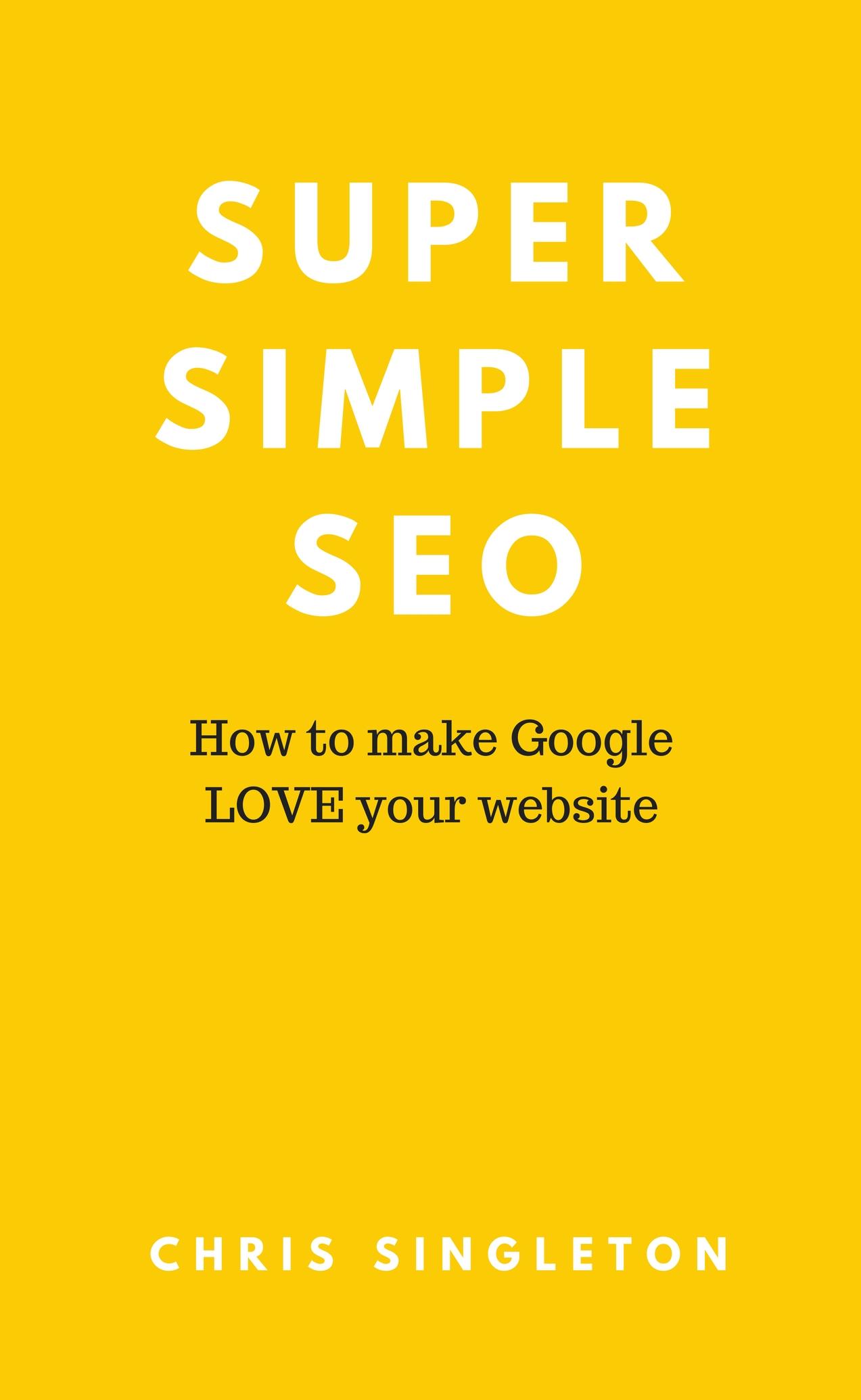 Super Simple SEO Book