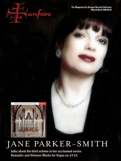 Fanfare Magazine (USA) - Cover