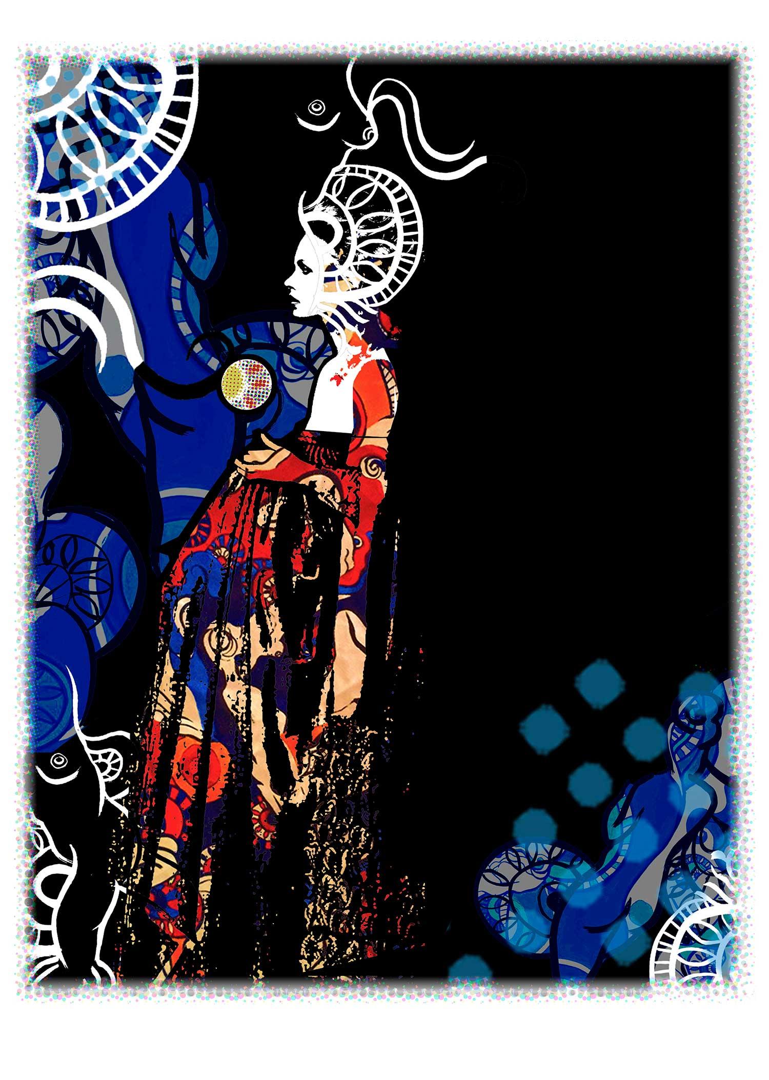 arnolfini the feminine