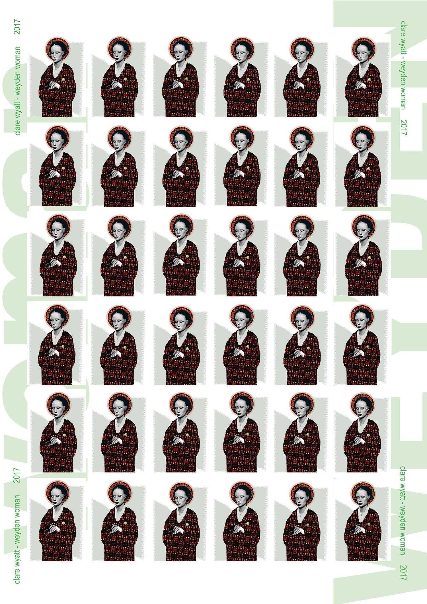 weyden stamps