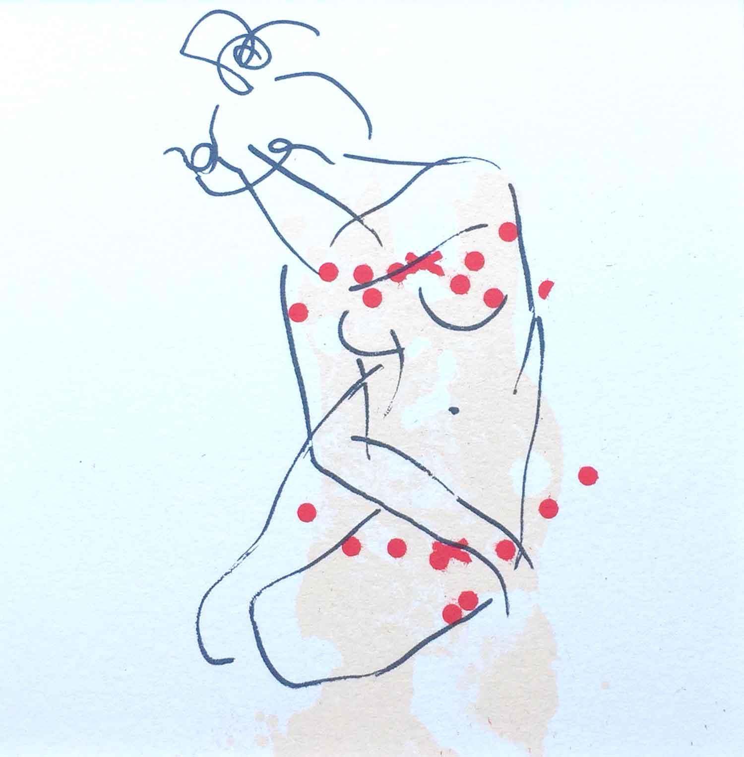 series one nude dot