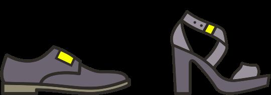 Shoe buckle repairs