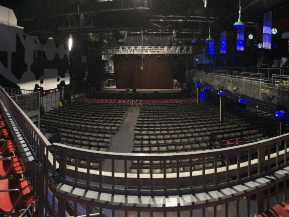 Franklin Music Hall   As one of the largest music venues in Philadelphia offers a large venue space for a variety of occasions.