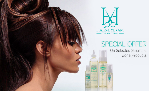 Hair Eye Am Special Intensive Restructuring System