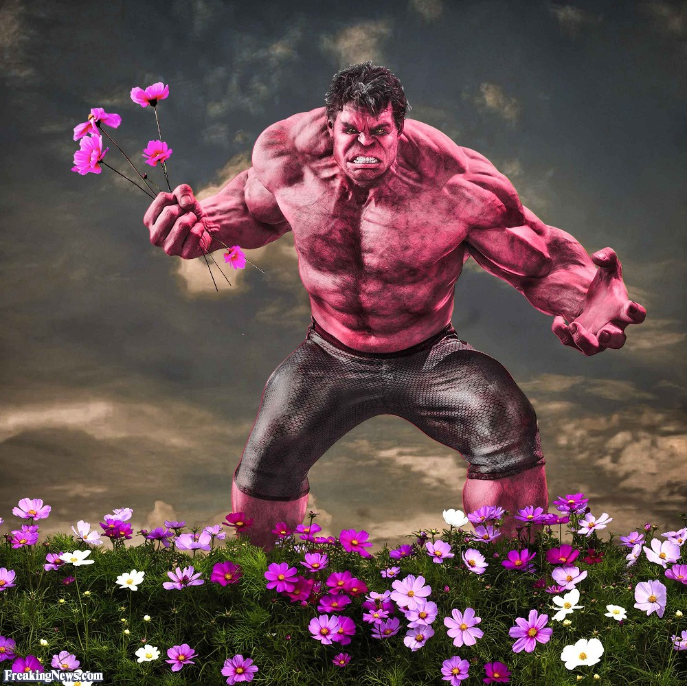From image search for Pink Hulk