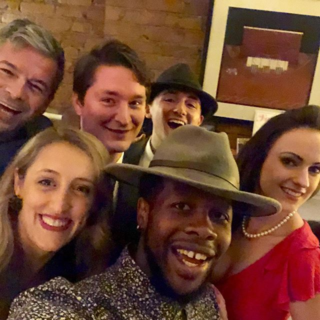 Worked with a special group of performers last night to celebrate the official release of #kenniggold — looking forward to the next evolution! Special shout out to Eloïse Ghislaine who wrote the show and arranged the music. . . . #novel #musical #musicalinthemaking #intheworks #story #jazz #cabaret #show #excellent