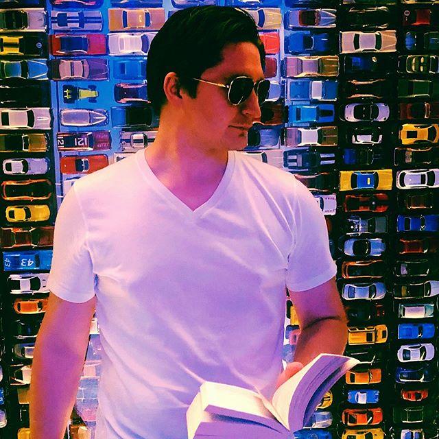 Some people collect cars, I collect experiences. #🌎 . . . #travel #ferrari #boytoys #boy #warandpeace #novel #american #man #guy #newyorkguys #sleek #sexy #reader #amreading #writer #thinkglobal #thinking