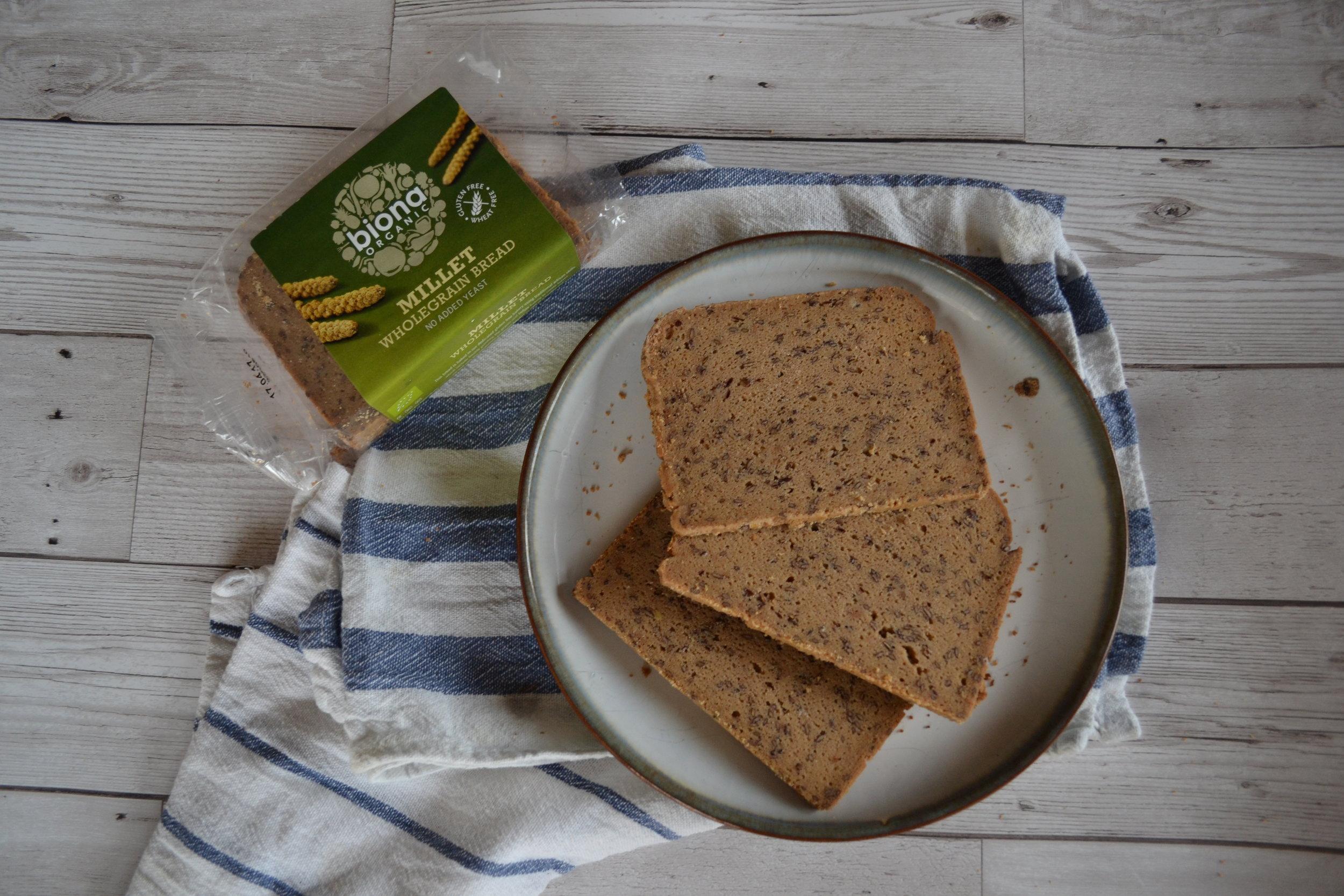 No.1 Biona Millet Wholegrain Bread