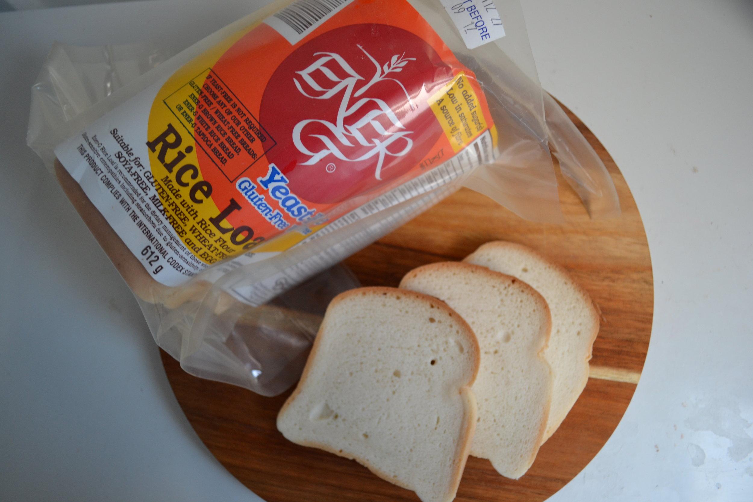 No. 9 Ener-G White Rice Loaf