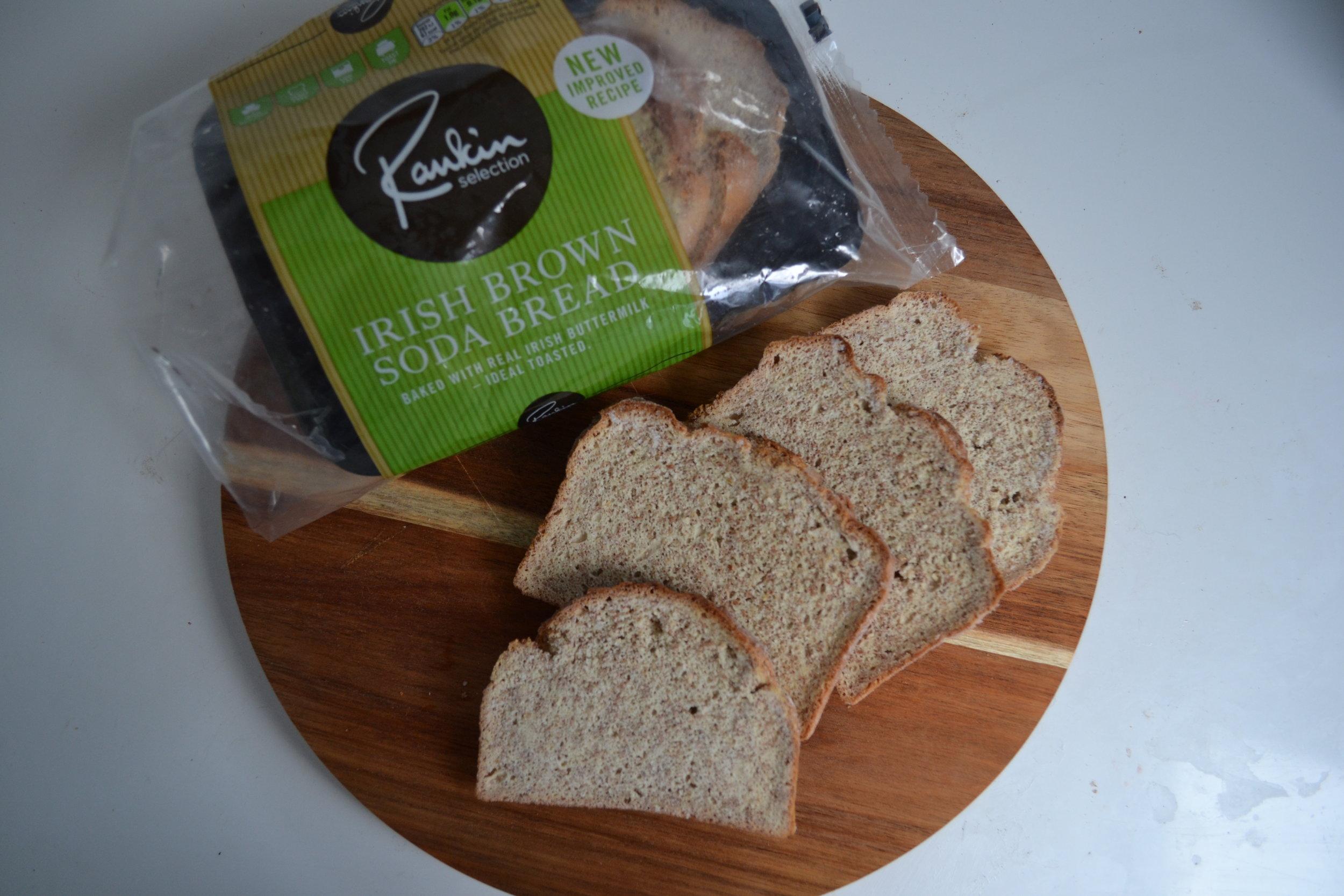 No. 8 Rankin brown soda bread