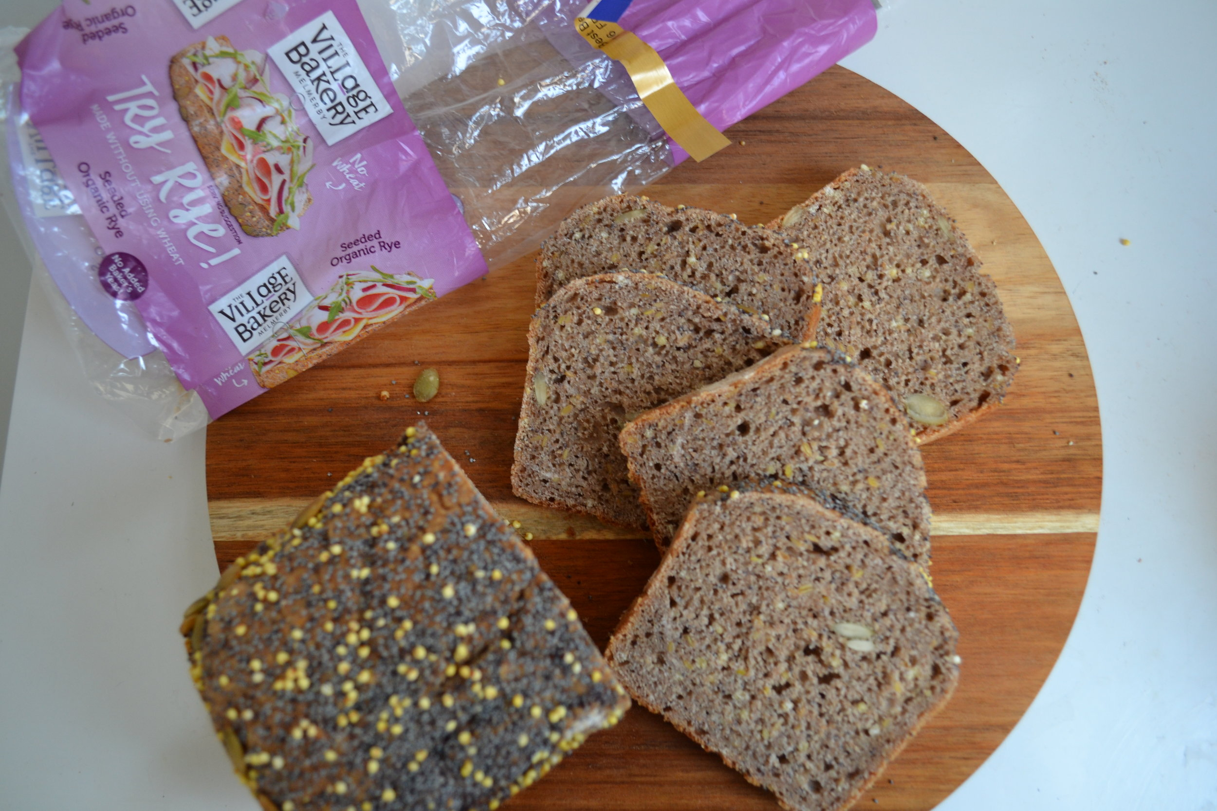 No.7 Try Rye Seeded Loaf