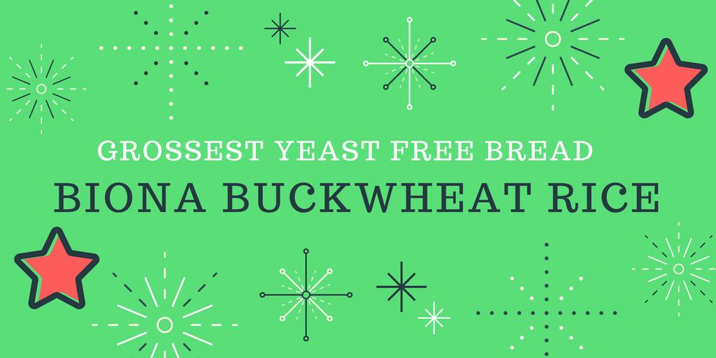 Gross yeast free bread   The Flourishing Pantry   yeast free diet blog