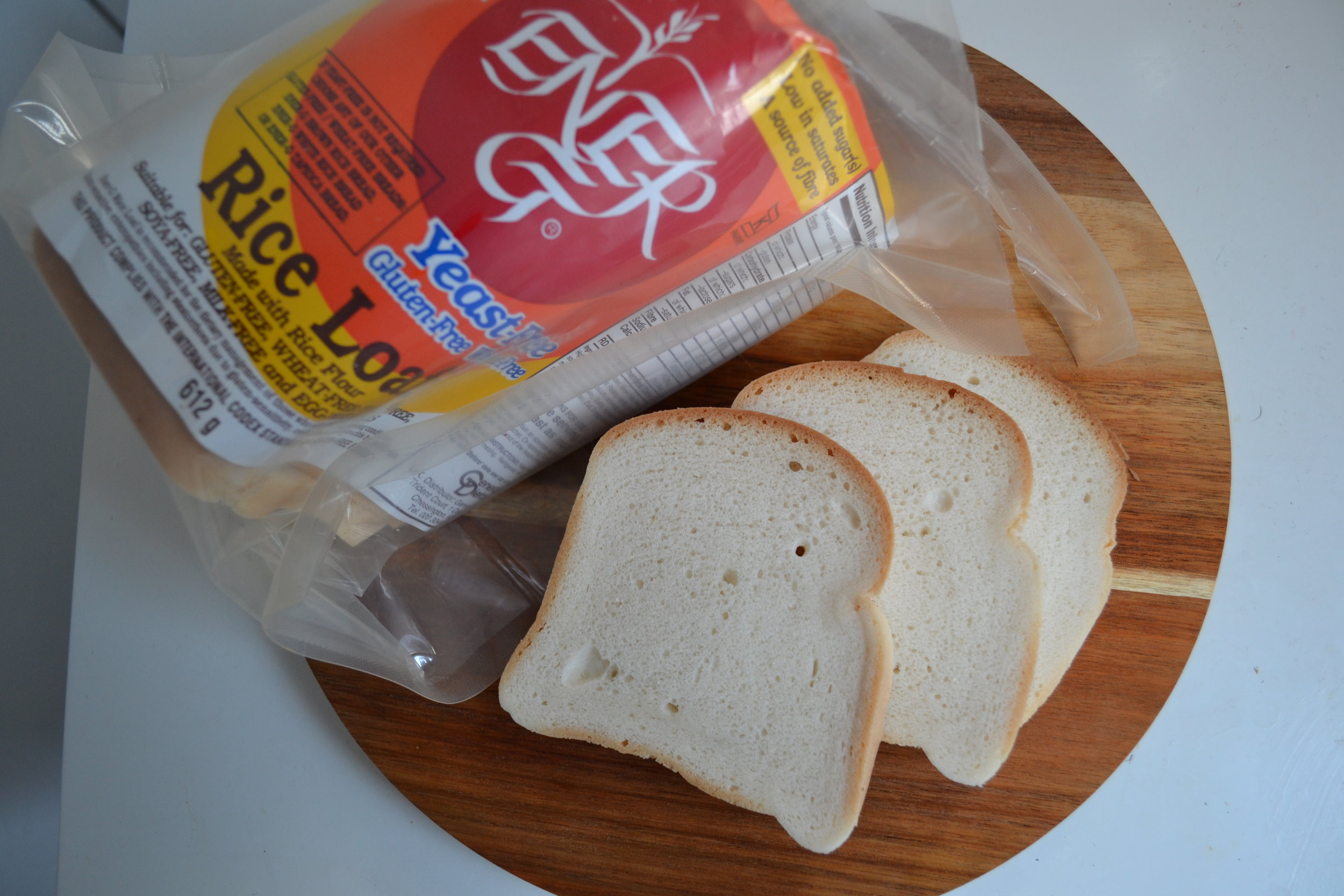 9. Ener-G Rice Loaf