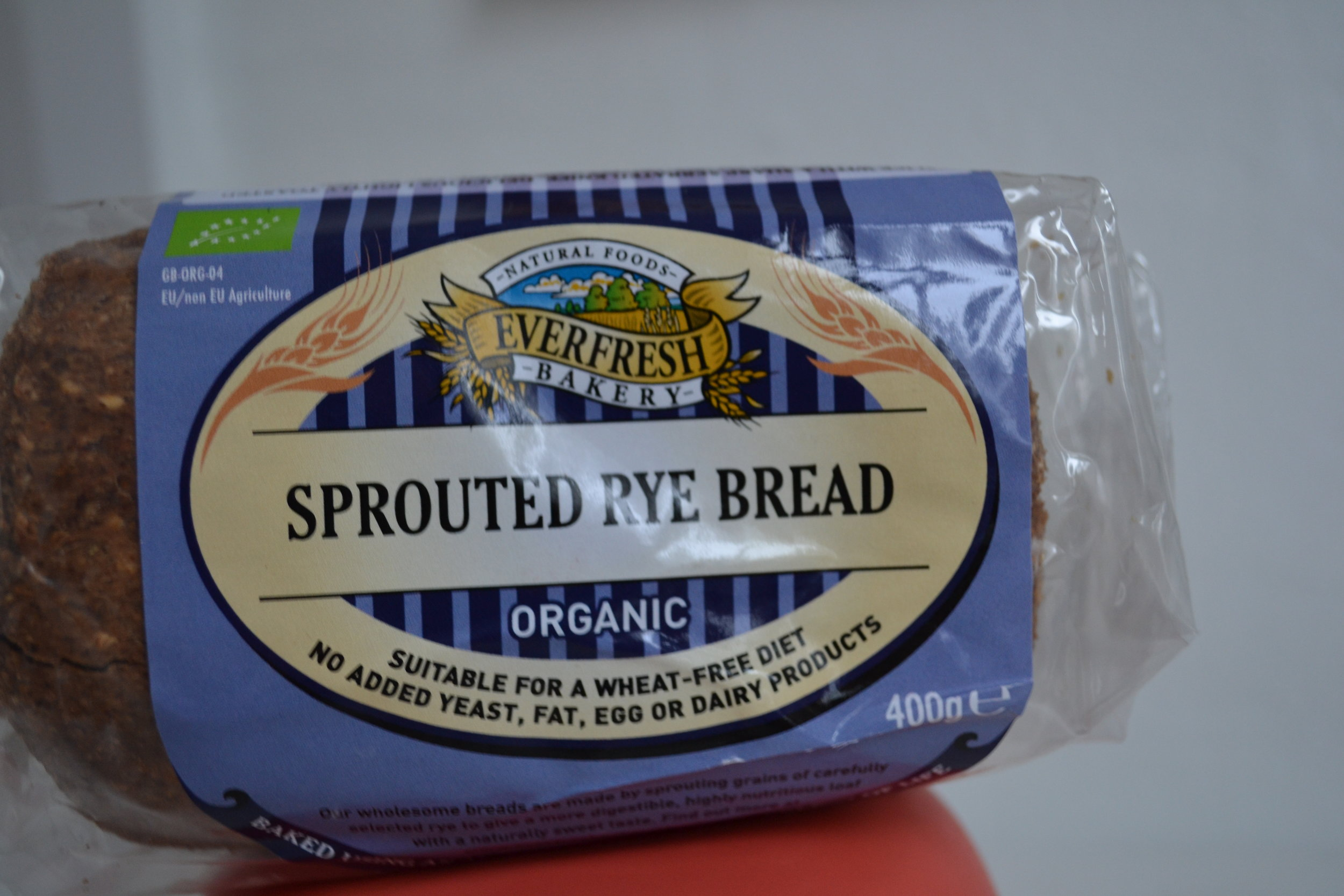 4. Everfresh Sprouted Rye