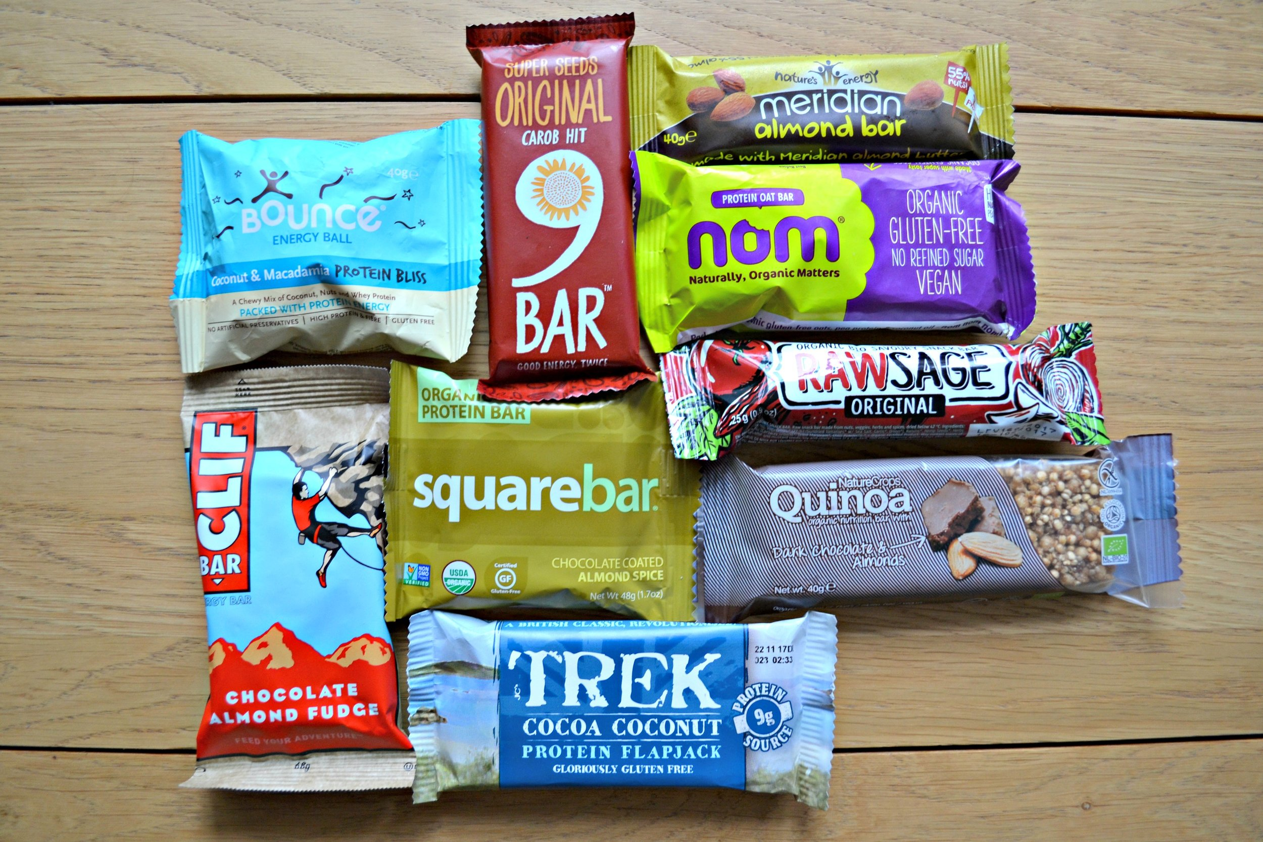 Fruit free snack bar reviews | The Flourishing Pantry | healthy eating blog