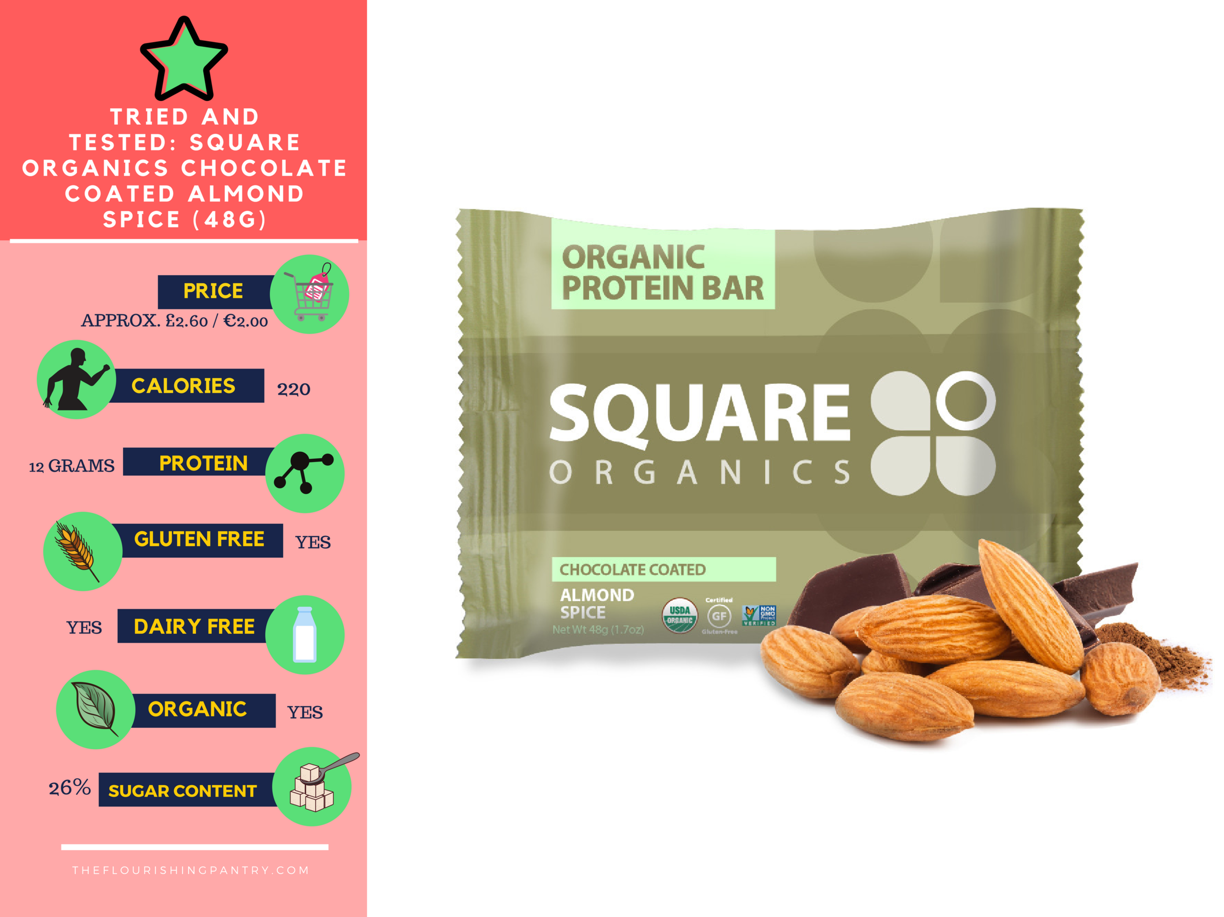 Square Organics review | The Flourishing Pantry