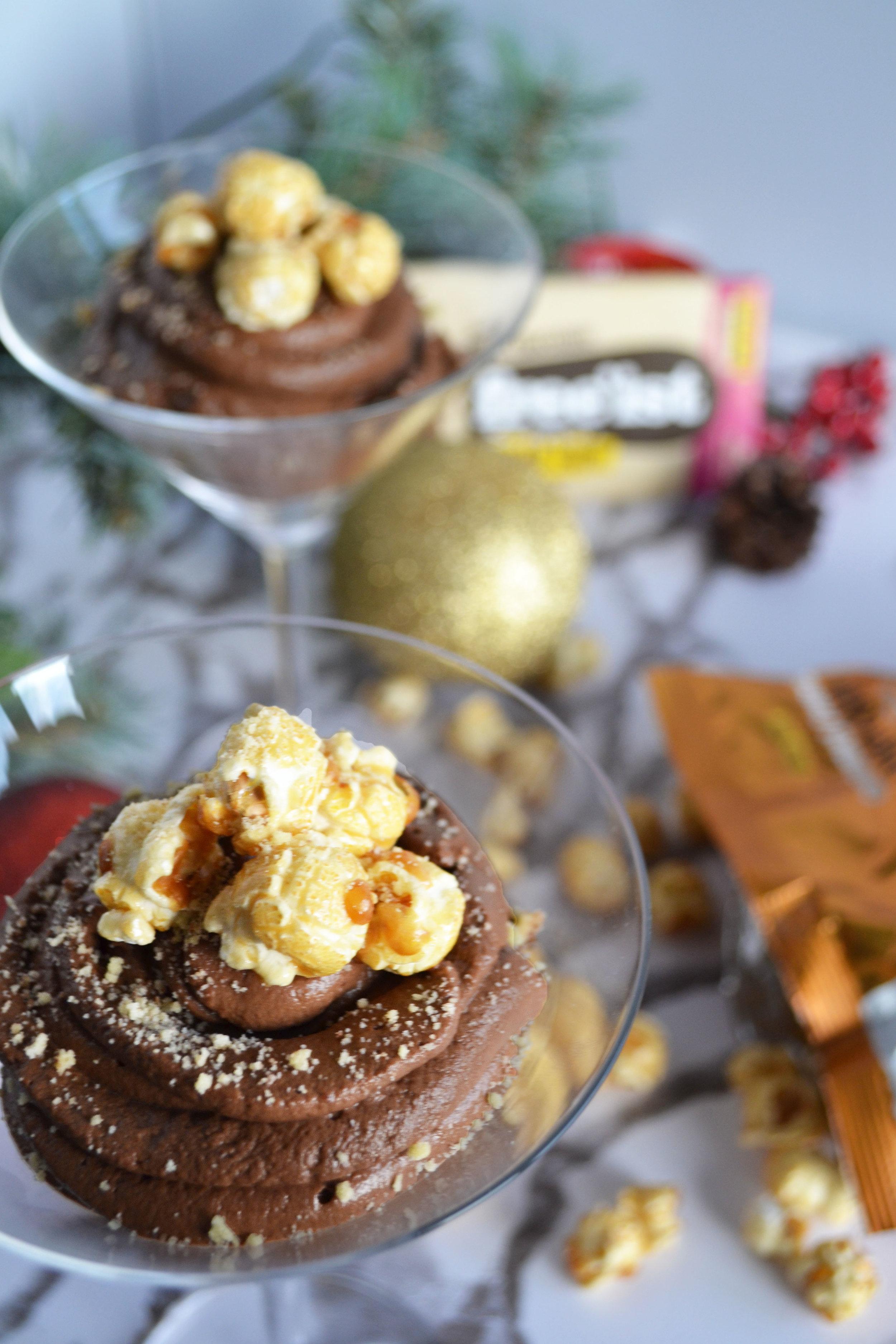 Chocolat avocado mousse | The Flourishing Pantry