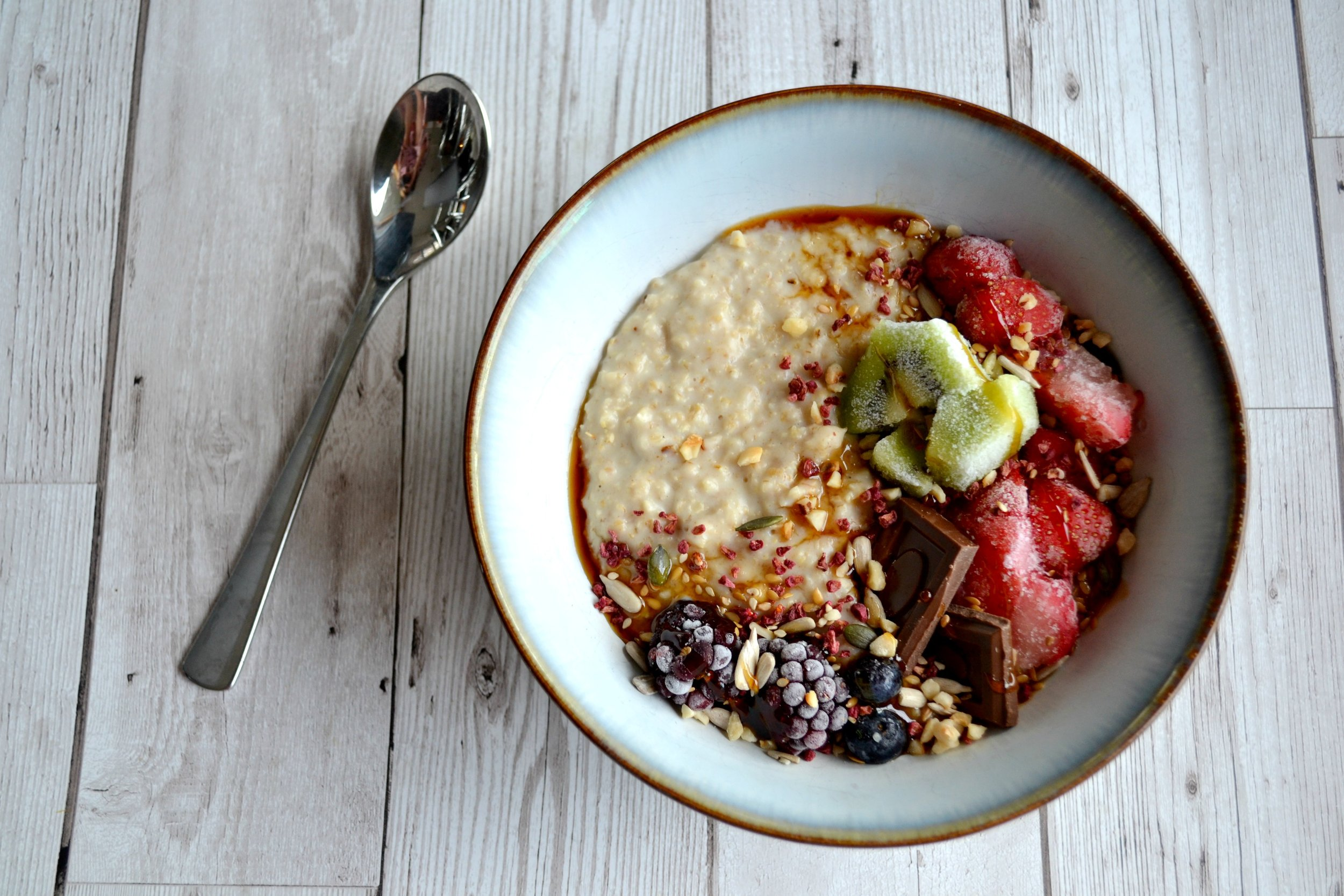 Porridge The Flourishing Pantry