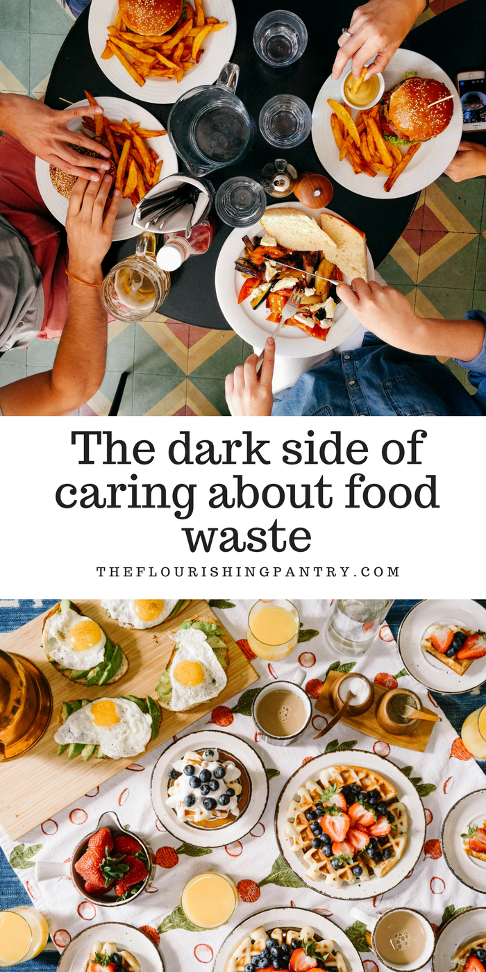 Food Waste | The Flourishing Pantry
