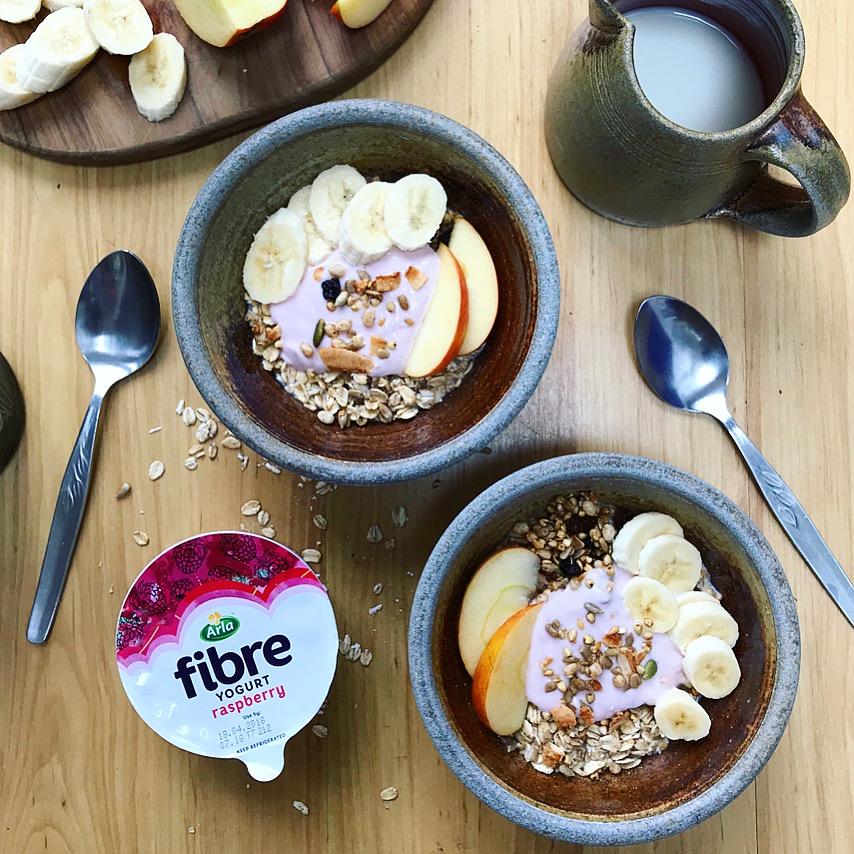 Arla Fibre The Flourishing Pantry