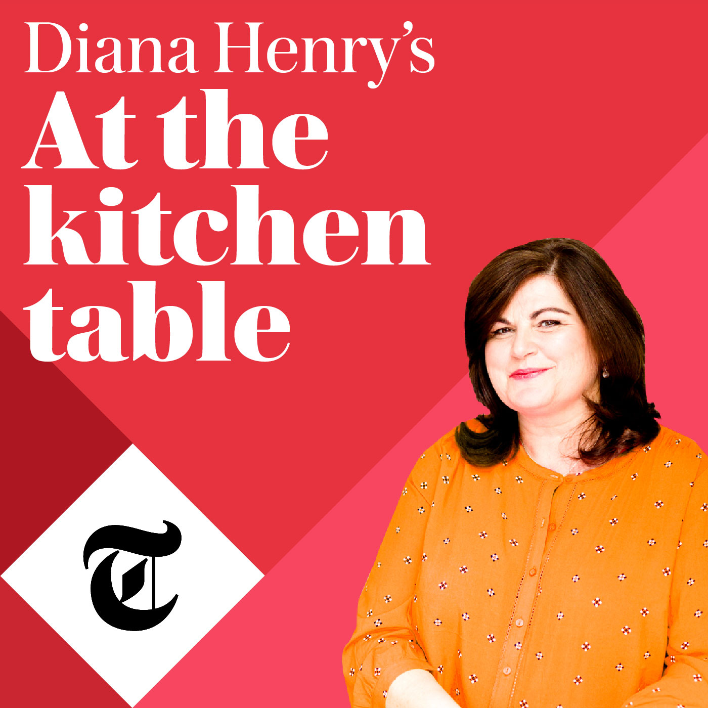 At The Kitchen Table podcast review