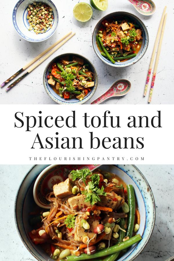 Spiced tofu recipe | The Flourishing Pantry