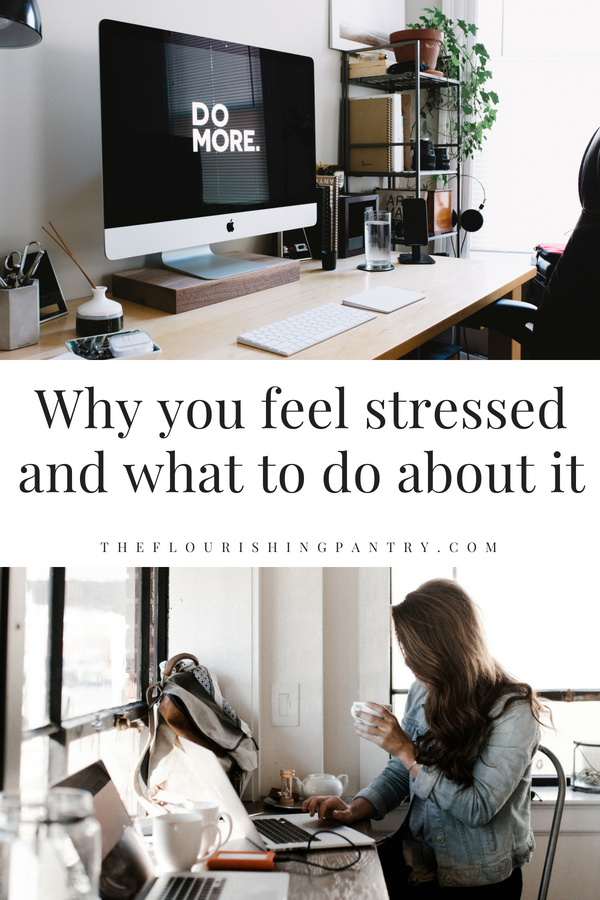 Why you feel stressed   The Flourishing Pantry.png