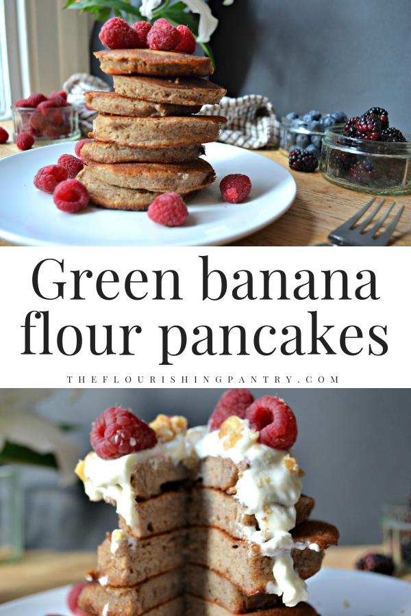 Green banana flour pancakes | The Flourishing Pantry.png
