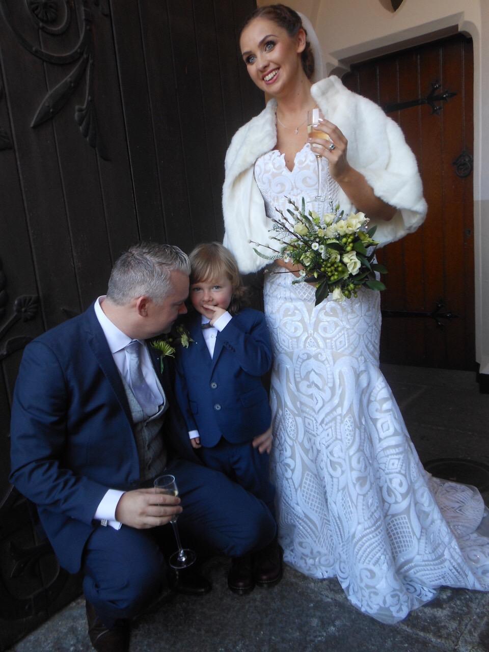 Dublin wedding | The Flourishing Pantry.JPG