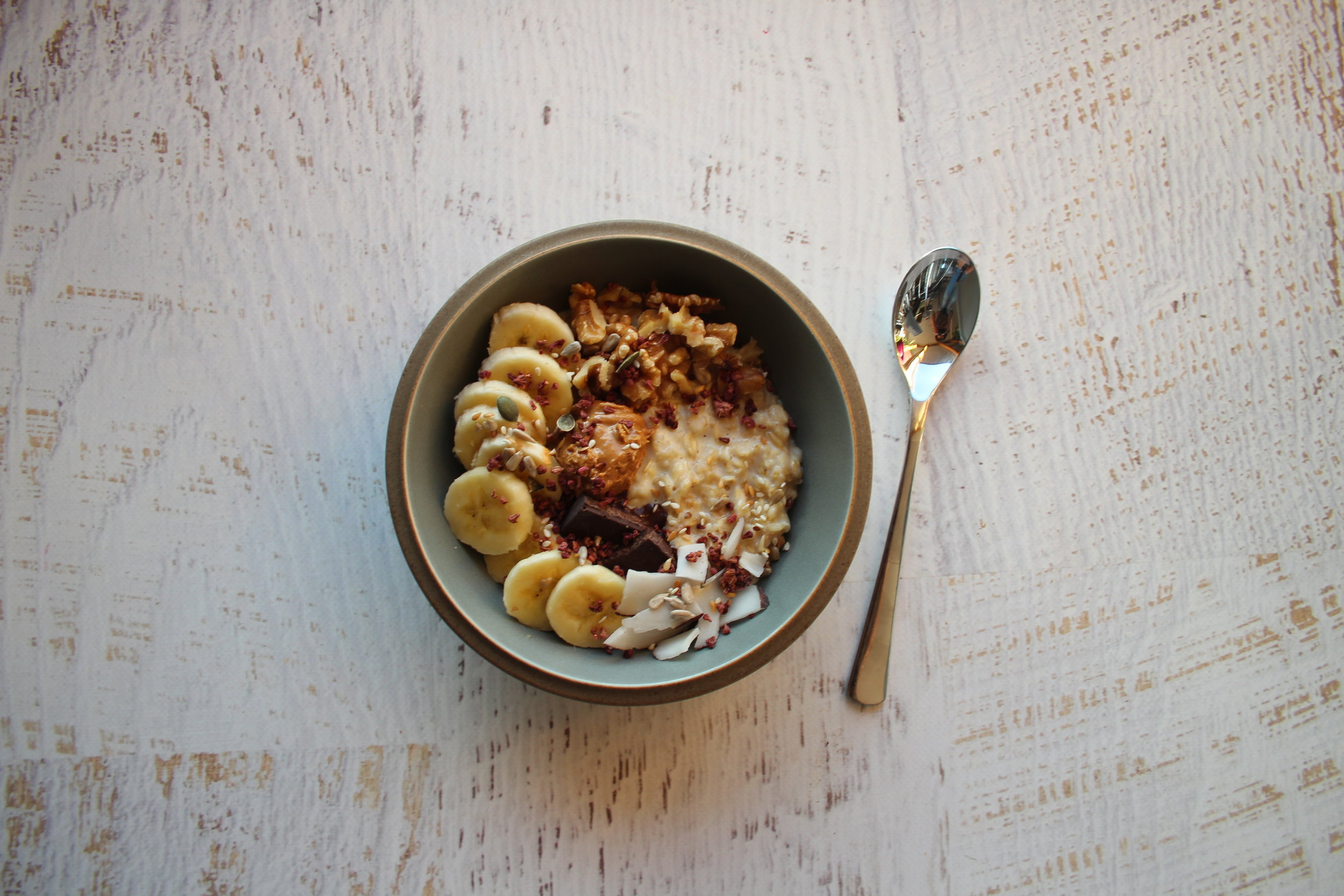 High protein breakfasts | The Flourishing Pantry